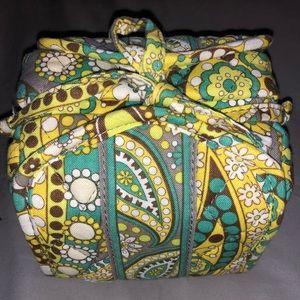 🍋Vera Bradley All Wrapped up Travel Jewelry